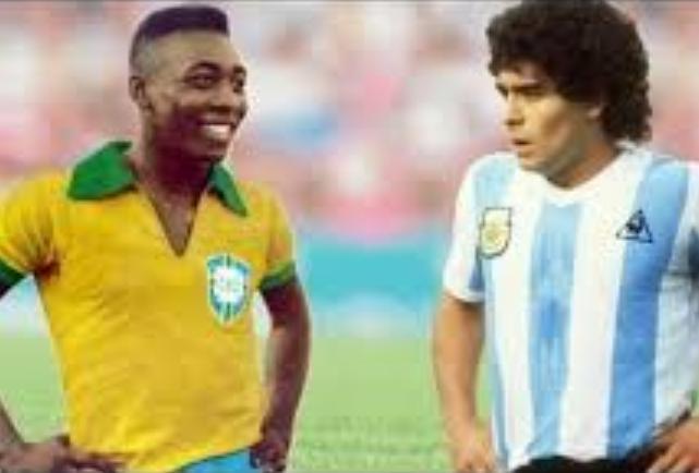 Terbaik Sepanjang Masa, Pele atau Maradona?