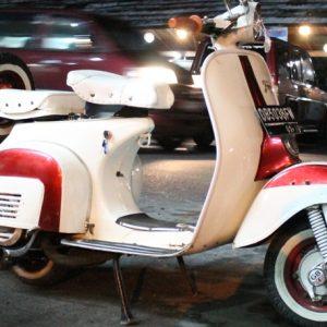 Klasiknya Vespa Piaggio 1967