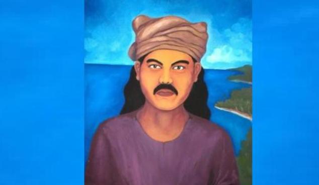 Bataha Santiago, Raja Pemberani Penakluk VOC