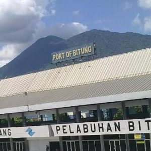 Pelabuhan Bitung, Dibangun Sukarno Diresmikan Fatmawati