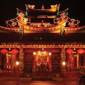 Ban Hin Kiong, Klenteng Historis Sejak Abad 17