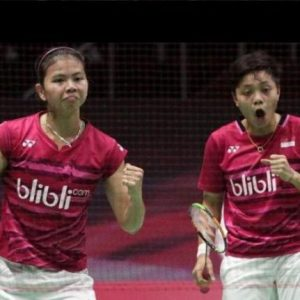 Keke Manado Antar Indonesia ke Final India Open 2018