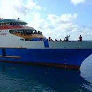 Kapal Barcelona Tertangkap Muat Minuman Keras Ilegal