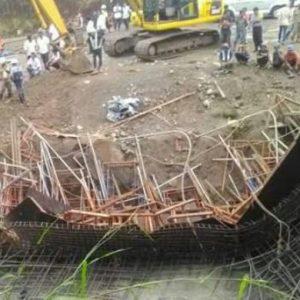 Ini Penyebab Overpass Tol Manado-Bitung Ambruk