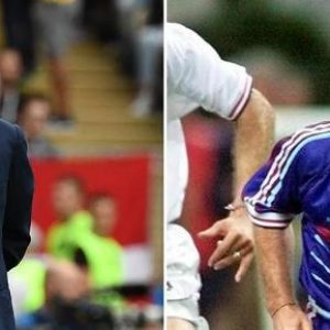 Prancis Juara, Deschamps Samai Dua Legenda