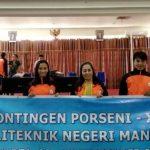 Politeknik Manado Raih 10 Medali Porseni Jakarta