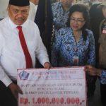 Pemprov Sulut Donasi Rp1 M untuk Palu