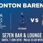 SE7EN Gelar Nonton Bareng Final Liga Champion