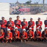 Tim Motocross Sulut Target Lolos PON Papua