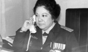 Jeanne Mandagi, Jenderal Wanita Pertama di Polri