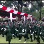 Lagu Terpesona New Nazareth Jadi Yel-yel TNI/Polri
