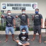 Buron Selama 3 Bulan, Polisi Dor Kaki Penjahat Kambuhan