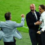 Kunci Italia Juara, Bersatunya Para Legenda