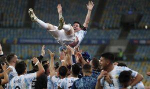 Messi Menangis, Nostalgia Sergio Goycochea