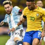 Prediksi Argentina Vs Brazil, Copa Amerika 2021