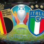 Prediksi Belgia Vs Italia, Piala Eropa 2020
